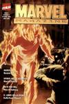 Cover for Marvel Magazine (Marvel Italia, 1994 series) #4