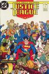 Cover for Justice League [Lega della Giustizia] (Play Press, 1990 series) #3