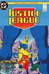 Cover for Justice League [Lega della Giustizia] (Play Press, 1990 series) #7