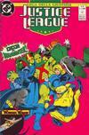 Cover for Justice League [Lega della Giustizia] (Play Press, 1990 series) #8