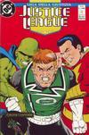 Cover for Justice League [Lega della Giustizia] (Play Press, 1990 series) #9