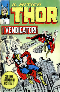 Cover Thumbnail for Il Mitico Thor (Editoriale Corno, 1971 series) #5