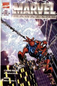 Cover Thumbnail for Marvel Magazine (Marvel Italia, 1994 series) #3