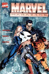 Cover Thumbnail for Marvel Magazine (Marvel Italia, 1994 series) #5