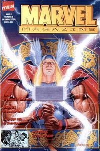 Cover Thumbnail for Marvel Magazine (Marvel Italia, 1994 series) #6