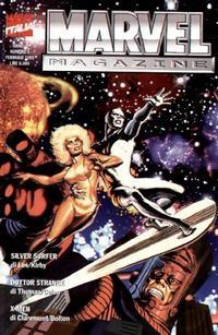 Cover Thumbnail for Marvel Magazine (Marvel Italia, 1994 series) #8