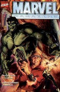 Cover Thumbnail for Marvel Magazine (Marvel Italia, 1994 series) #9
