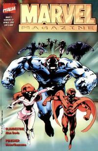 Cover Thumbnail for Marvel Magazine (Marvel Italia, 1994 series) #10