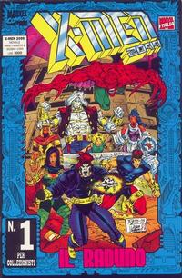 Cover Thumbnail for X-Men 2099 (Marvel Italia, 1994 series) #1