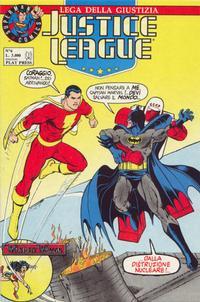 Cover Thumbnail for Justice League [Lega della Giustizia] (Play Press, 1990 series) #6