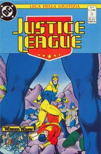 Cover Thumbnail for Justice League [Lega della Giustizia] (Play Press, 1990 series) #7
