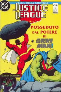 Cover Thumbnail for Justice League [Lega della Giustizia] (Play Press, 1990 series) #10
