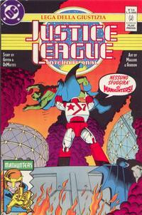 Cover Thumbnail for Justice League [Lega della Giustizia] (Play Press, 1990 series) #14