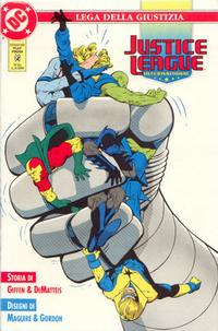 Cover Thumbnail for Justice League [Lega della Giustizia] (Play Press, 1990 series) #21