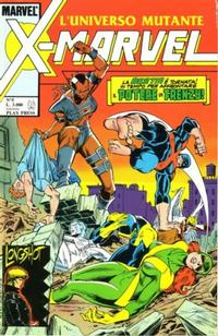Cover Thumbnail for X-Marvel (Play Press, 1990 series) #5