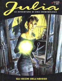 Cover Thumbnail for Julia (Sergio Bonelli Editore, 1998 series) #1