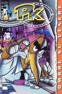 Cover Thumbnail for Pk Paperinik New Adventures (The Walt Disney Company Italia, 1996 series) #1