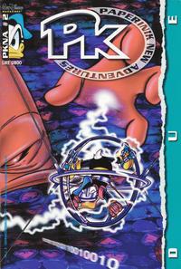 Cover Thumbnail for Pk Paperinik New Adventures (The Walt Disney Company Italia, 1996 series) #2