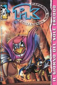 Cover Thumbnail for Pk Paperinik New Adventures (The Walt Disney Company Italia, 1996 series) #3