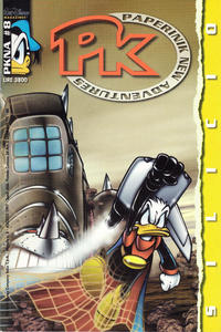 Cover Thumbnail for Pk Paperinik New Adventures (The Walt Disney Company Italia, 1996 series) #8