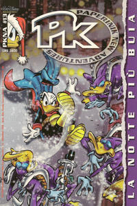 Cover Thumbnail for Pk Paperinik New Adventures (The Walt Disney Company Italia, 1996 series) #13