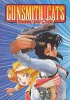 Cover for Gunsmith Cats (Dark Horse, 1996 series) #1 - Bonnie and Clyde
