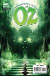 Cover for The Wonderful Wizard of Oz (Marvel, 2009 series) #4