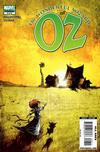 Cover for The Wonderful Wizard of Oz (Marvel, 2009 series) #8