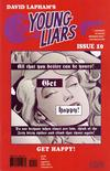 Cover for Young Liars (DC, 2008 series) #10