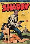 Cover for The Shadow (Frew Publications, 1952 series) #7
