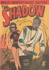 Cover for The Shadow (Frew Publications, 1952 series) #23