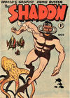 Cover for The Shadow (Frew Publications, 1952 series) #25