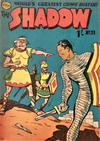 Cover for The Shadow (Frew Publications, 1952 series) #31
