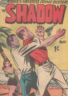 Cover for The Shadow (Frew Publications, 1952 series) #51