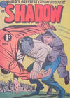 Cover for The Shadow (Frew Publications, 1952 series) #52
