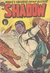 Cover for The Shadow (Frew Publications, 1952 series) #72