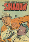 Cover for The Shadow (Frew Publications, 1952 series) #76