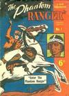 Cover for The Phantom Ranger (Frew Publications, 1948 series) #1