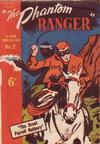 Cover for The Phantom Ranger (Frew Publications, 1948 series) #2