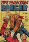 Cover for The Phantom Ranger (Frew Publications, 1948 series) #54