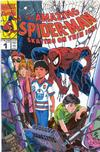 Cover for The Amazing Spider-Man: Skating on Thin Ice (Marvel, 1992 series) #1