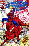 Cover for The Amazing Spider-Man: Chaos in Calgary (Marvel, 1992 series) #4