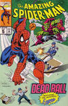 Cover for The Amazing Spider-Man: Dead Ball (Marvel, 1993 series) #5