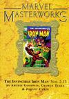 Cover for Marvel Masterworks: The Invincible Iron Man (Marvel, 2003 series) #5 (107) [Limited Variant Edition]