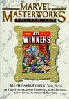 Cover Thumbnail for Marvel Masterworks: Golden Age All-Winners Comics (2005 series) #3 (108) [Limited Variant Edition]