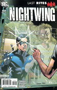 Cover Thumbnail for Nightwing (DC, 1996 series) #151