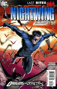 Cover Thumbnail for Nightwing (DC, 1996 series) #153