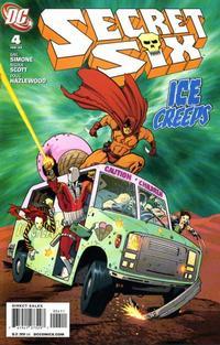 Cover Thumbnail for Secret Six (DC, 2008 series) #4