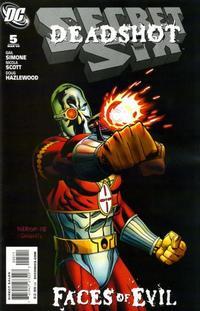 Cover Thumbnail for Secret Six (DC, 2008 series) #5