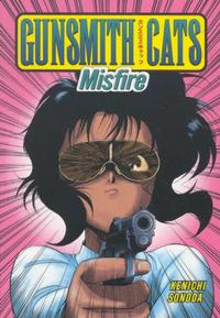 Cover Thumbnail for Gunsmith Cats (Dark Horse, 1996 series) #2 - Misfire